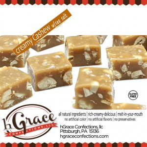 Creamy - yes, Rich tasting - yes, All Natural - yep, Cashew Nutty - ABSOLUTELY!